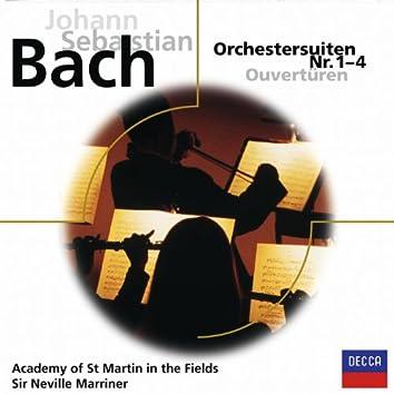 Bach: Orchestersuiten Nr.1-4