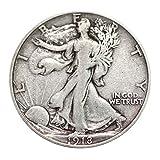 Walking Liberty Half Dollar XF/VF 90% Silver Extra Fine Half Dollar Very Fine