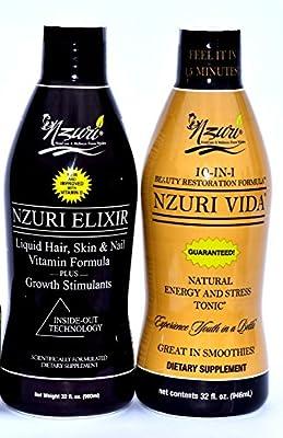 Nzuri Elixir Liquid Hair