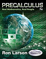 Precalculus: Real Mathematics, Real People, 7th Edition Front Cover