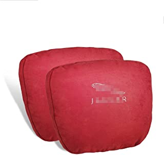 NIUASH Car Neck Pillow Cushion Neck Headrest Seat Headrest,for Jaguar XF 2008-2021