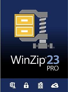 WinZip 23 Pro - File Compression & Decompression [PC Download] - Old Version