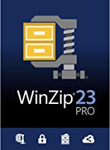 $27 » WinZip 23 Pro - File Compression & Decompression [PC Download] - Old Version