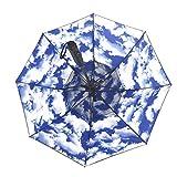 Spray Fan Umbrella Long Handle Summer Cooling Umbrella Sunny Rainy Day Dual Purpose Waterproof Portable Ultralight Travel