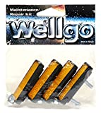 wellgo(ウェルゴ) RR-1 CATEYE製ペダルリフレクター 109-39201