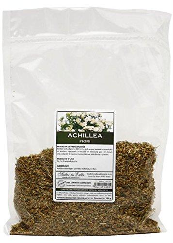 ACHILLEA millefoglie fiori 100 grammi