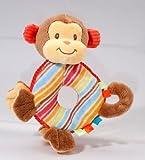 Play Tivity Monkey Rattle 5' by Douglas Cuddle Toys