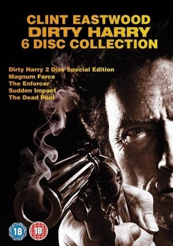 Dirty Harry 6 Disc Collection [UK-Import] [Deluxe Edition]