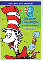 Cat in the Hat: Discover & Investigate With Cat in [DVD] [Import]