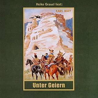 Unter Geiern cover art