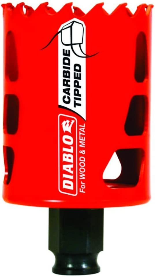 Lit Freud 2 51MM Carbide Fixed price for sale GP Direct store HOLESAW 2