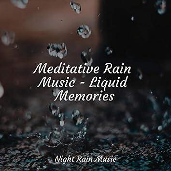 Meditative Rain Music - Liquid Memories