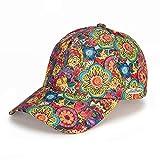Laurel Burch Garden Flower Ball Cap - 30091