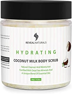 Best body scrub with coconut oil and coffee Reviews