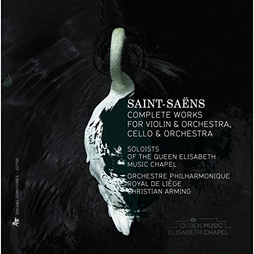 Soloists of the Queen Elisabeth Music Chapel, Orchestre Philharmonique Royal de Liège & Christian Arming