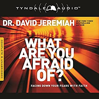 What Are You Afraid Of? cover art