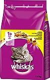 Katzen-Trockenfutter Test Whiskas
