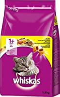 Contains tasty filled pockets^Supports a cat's nutritional needs for a long and happy life^Helps clean teeth with a gentle abrasive effect^Omega 6 fatty acids and zinc to support a healthy skin and coat^Formulated to help support urinary tract health...