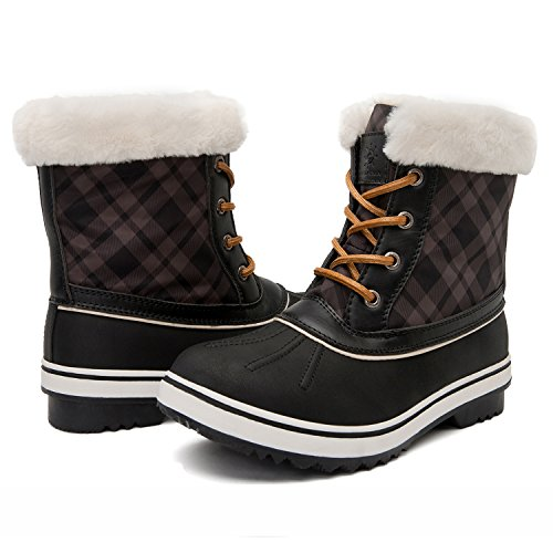 Women's1632-4 Snow Boots SZ-9.5M US