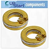 UpStart Components 2-Pack 632019A Float Replacement for Lawn Boy 10335 (9900001-9999999)(1999) Silver Series Lawnmower - Compatible with 632019 Carburetor Float