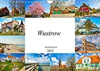 Wustrow Impressionen (Wandkalender 2022 DIN A4 quer): Zwoelf einmalig schoene Bilder des Ostseestaedtchens Wustrow (Monatskalender, 14 Seiten )