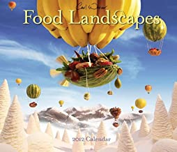 Carl Warner Food Landscapes 2012 Calendar
