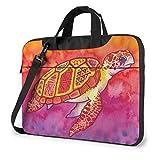 XCNGG Bolso de hombro Computer Bag Laptop Bag Carrying Laptop Case, Pink...