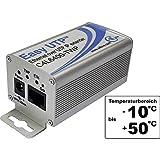 Renkforce RF-2555340 Netzwerkverlängerung 2-Draht Reichweite (max.): 500 m 1 St. 100 MBit/s ohne PoE-Funktion