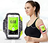 Veloz Running Armband Pouch/Phone Case Cover/for Running, Jogging, Gym & Universal Riding Sports