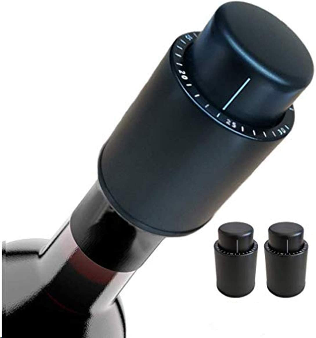 Wine Bottle Stopper TOONEV Vacuum Fr Pump Saver Keeps Super beauty product restock quality top New item
