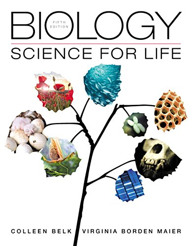Biology: Science for Life plus Mastering Biology with eText -- Access Card Package (5th Edition) (Belk, Border & Maier, The Biology: Science for Life Series, 5th Edition)