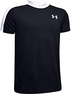 Under Armour Boy's Sportstyle Color Blocked T-Shirt