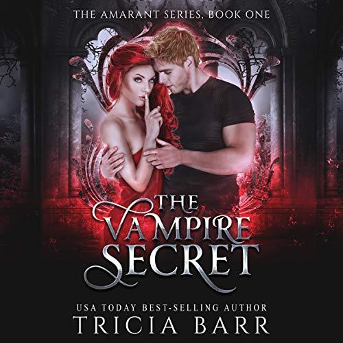 The Vampire Secret cover art