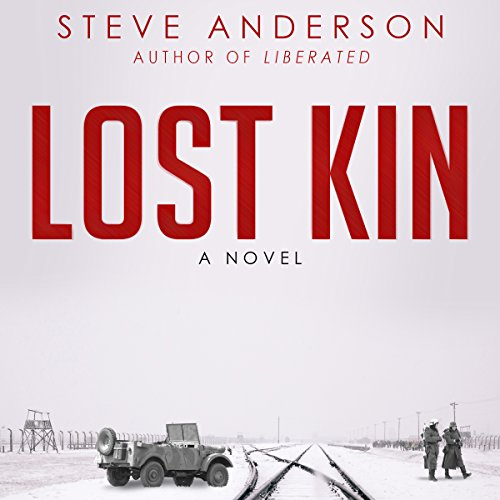Lost Kin audiobook cover art