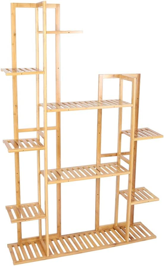 Wooden Plant Stand Very popular Multilayer Flower Sh Display Pot San Diego Mall