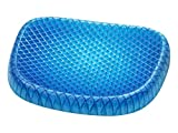 BulbHead Egg Sitter Seat Cushion with Non-Slip Cover, Breathable Honeycomb...