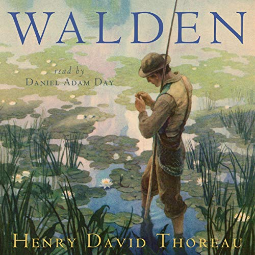 Walden                   By:                                                                                                                                 Henry David Thoreau,                                                                                        American Renaissance Books                               Narrated by:                                                                                                                                 Daniel Adam Day                      Length: 11 hrs and 14 mins     Not rated yet     Overall 0.0