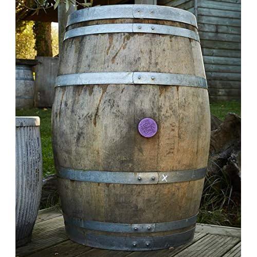 Wine Rack Wine Barrel 1547 Side Table Wardrobe Barrel Wooden 65 cm Wine bar Bar