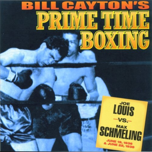Joe Louis vs. Max Schmeling audiobook cover art