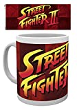 Street Fighter Logo Tasse Standard
