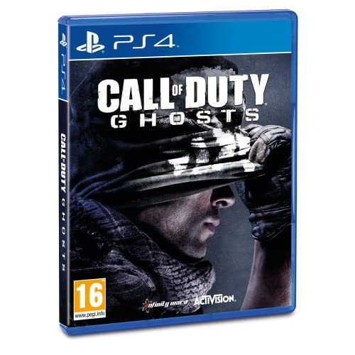 Activision Call of Duty: Ghosts, PS4 [Spagna] [Edizione: Spagna]