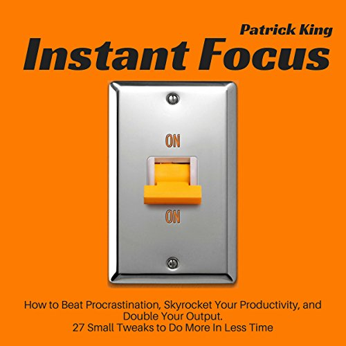 Instant Focus cover art