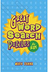 Great Word Search Puzzles For Kids Paperback
