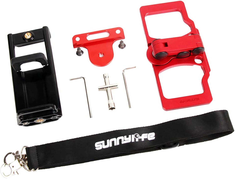 SM SunniMix Drone Bracket Mobile Device Phone Holder for DJI Spark & Mavic Transmitter