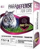 Para Defense 10+ lb Cat Pet Flea Control Supply, Large