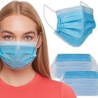 100-Pack Bellaterra Cosmetics Disposable Masks