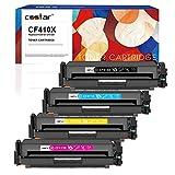 Acceprint 410X CF413X Cartucho de t/óner Magenta Alto Rendimiento 5000 P/áginas para HP Color Laserjet Pro M377dw M452dn M452nw M477fdw M477fdn M477fnw