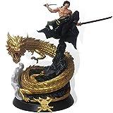 YXCC Estatua de Roronoa Zoro One Piece Fight Encima 7...