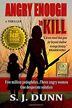 Paperback Angry Enough to Kill (The Desperate Series) (Volume 1) Book