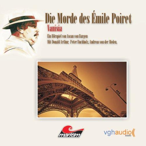 Vanisia audiobook cover art